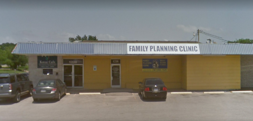 Family Planning Clinic Kingsville