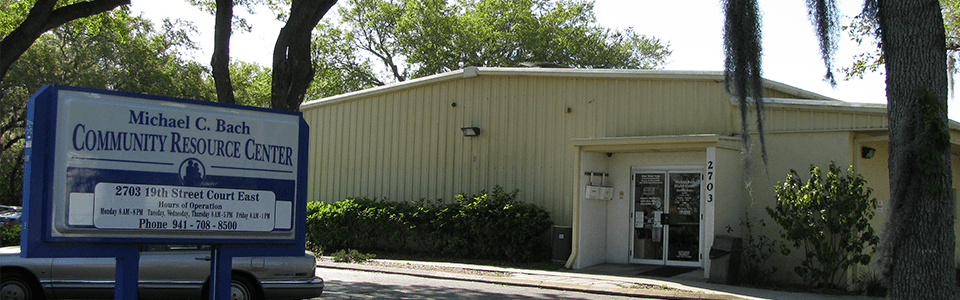 Michael C. Bach Community Resource Center
