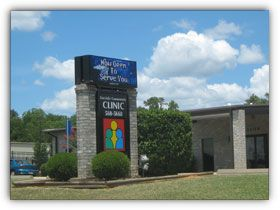 Eastside Community Clinic Medical Services Clinic
