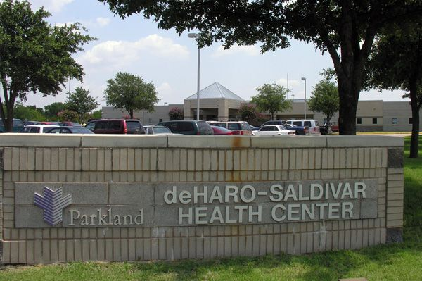 deHaro-Saldivar Health Center