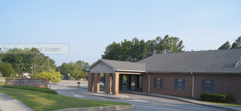 Screven County Health Department