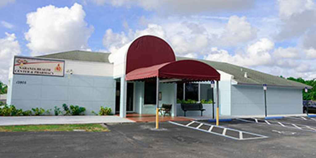 CHI Naranja Health Center