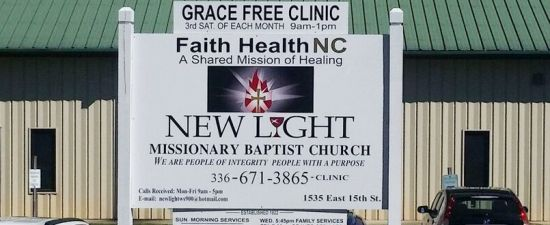 Grace Free Clinic