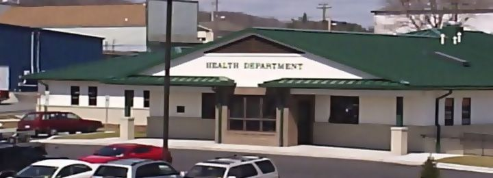 Avery County Health Department Toe River Health District