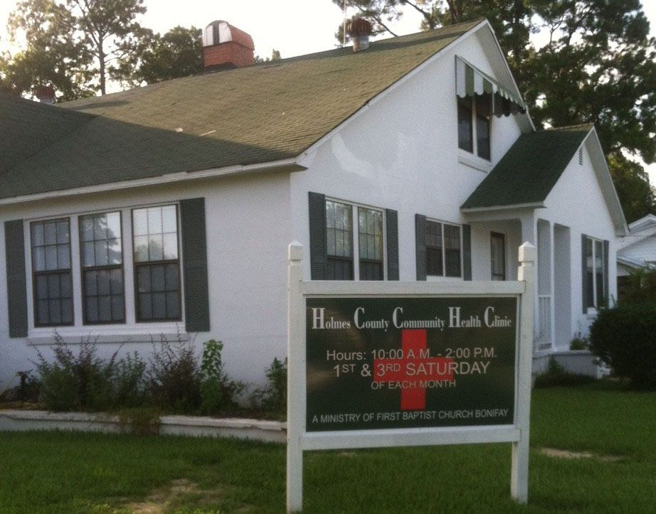 Holmes County Community Health Clinic Bonifay