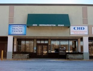 Community  Health  Center  of  Franklin  County Cherry Rum Plaza