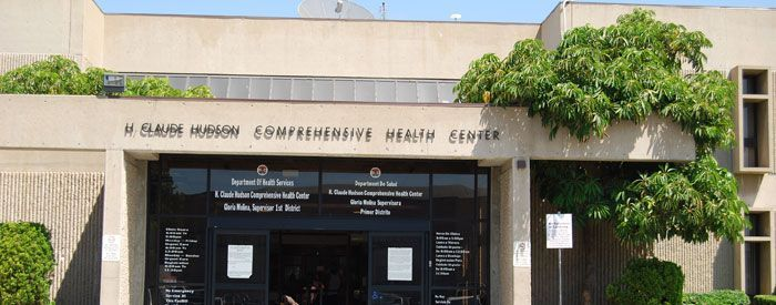 H. Claude Hudson Comprehensive Health Center
