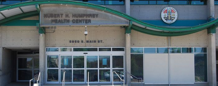 Hubert H. Humphrey Comprehensive Health Center