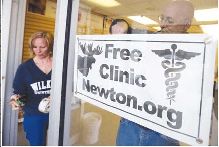 Free Clinic Newton