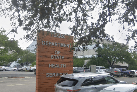 Texas Department of State Health Services- San Antonio