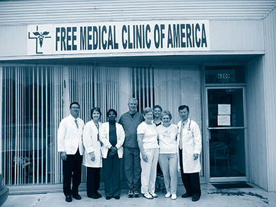 The Free Medical Clinic Of America