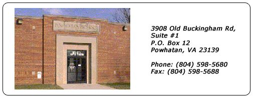 Powhatan Health Department