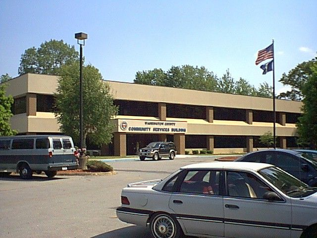Washington County Health Department -Bristol