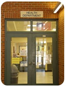 Suffolk Health Department