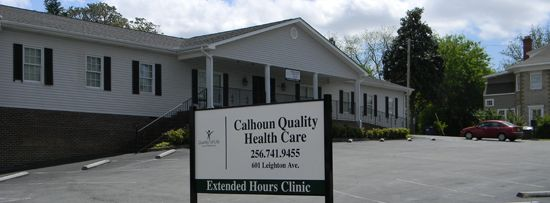 Calhoun Quality Health Care