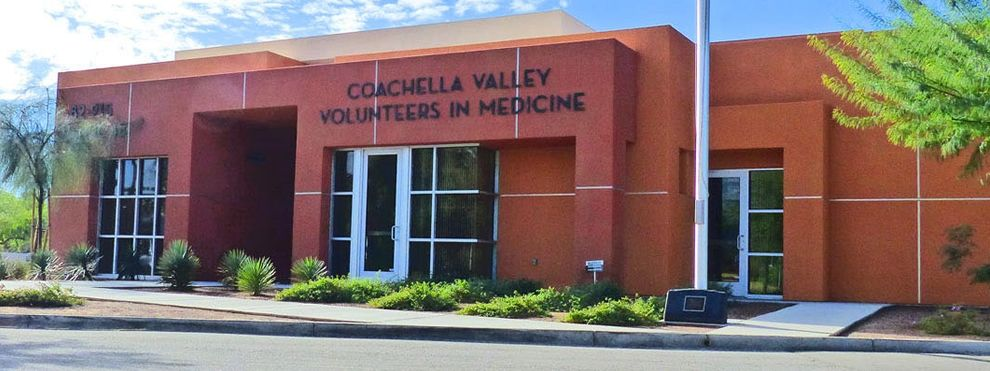 Coachella Valley Vim Clinic