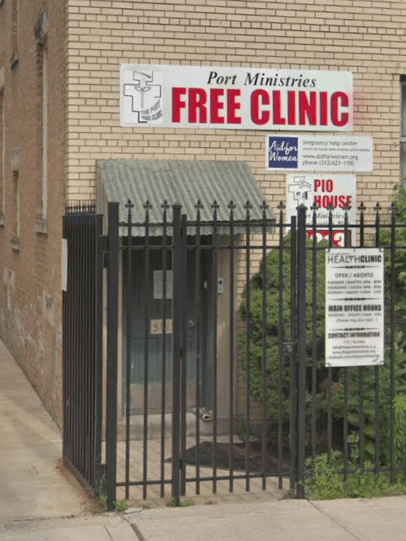 Port Free Clinic Chicago