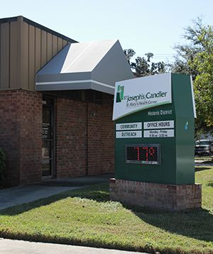 St. Mary�s Health Center Savannah