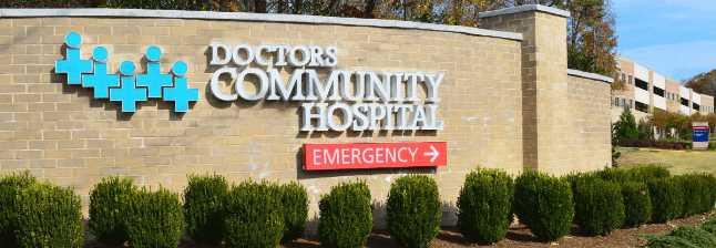 Doctors Community Hospital - Cancer Prevention Screening Programs