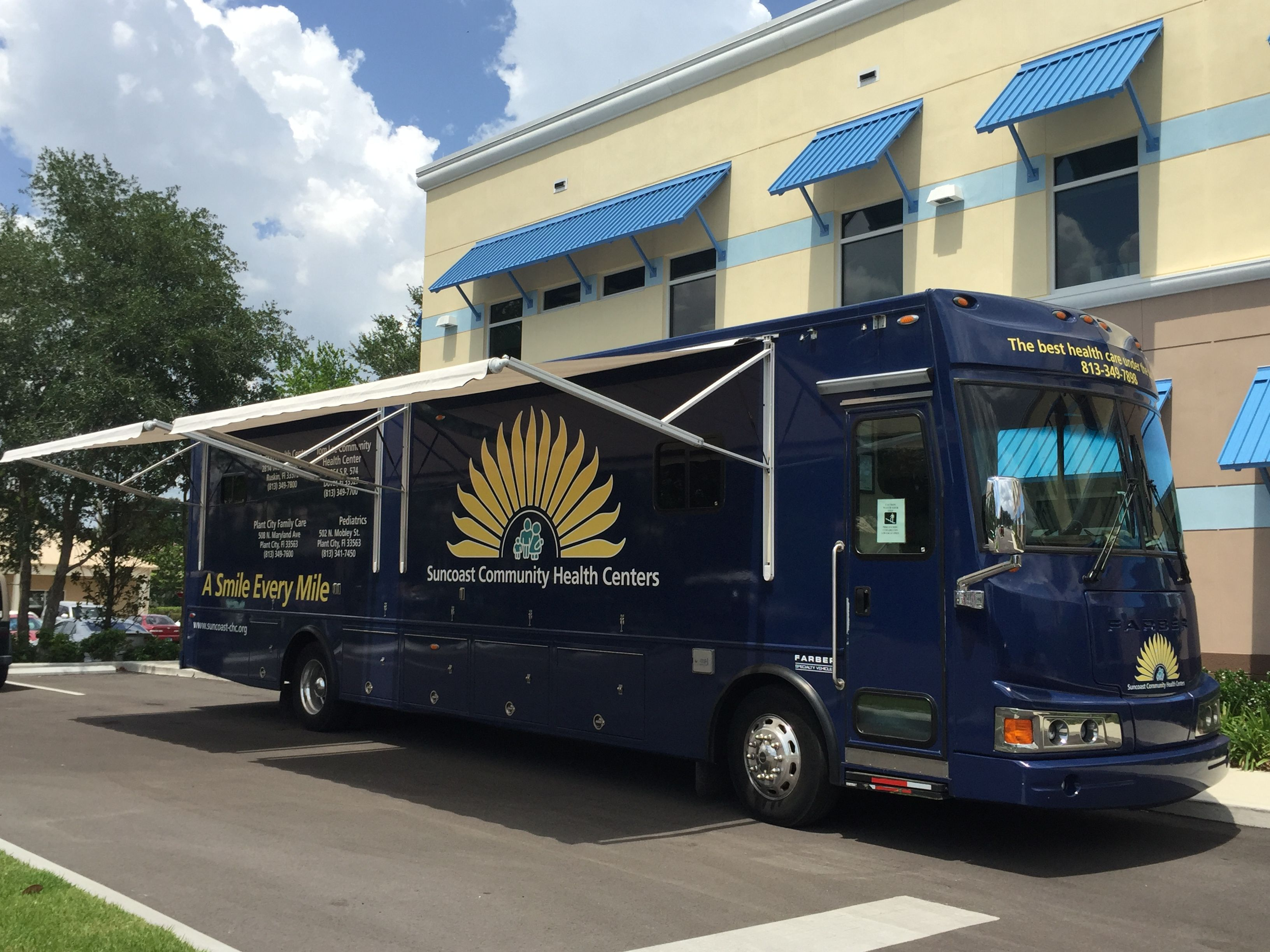 Mobile Dental Program - Suncoast Community Health Center