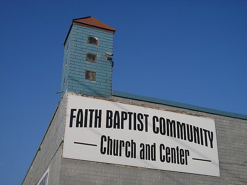 Faith Baptist Community Church & Center