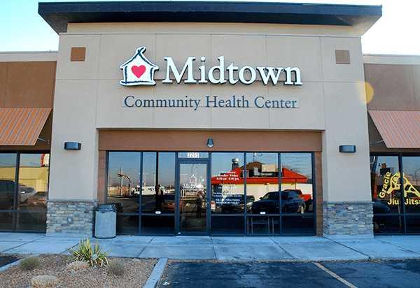 MTCHC South Salt Lake City Clinic