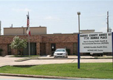 Harris County Health Dept. - Humble Health Clinic