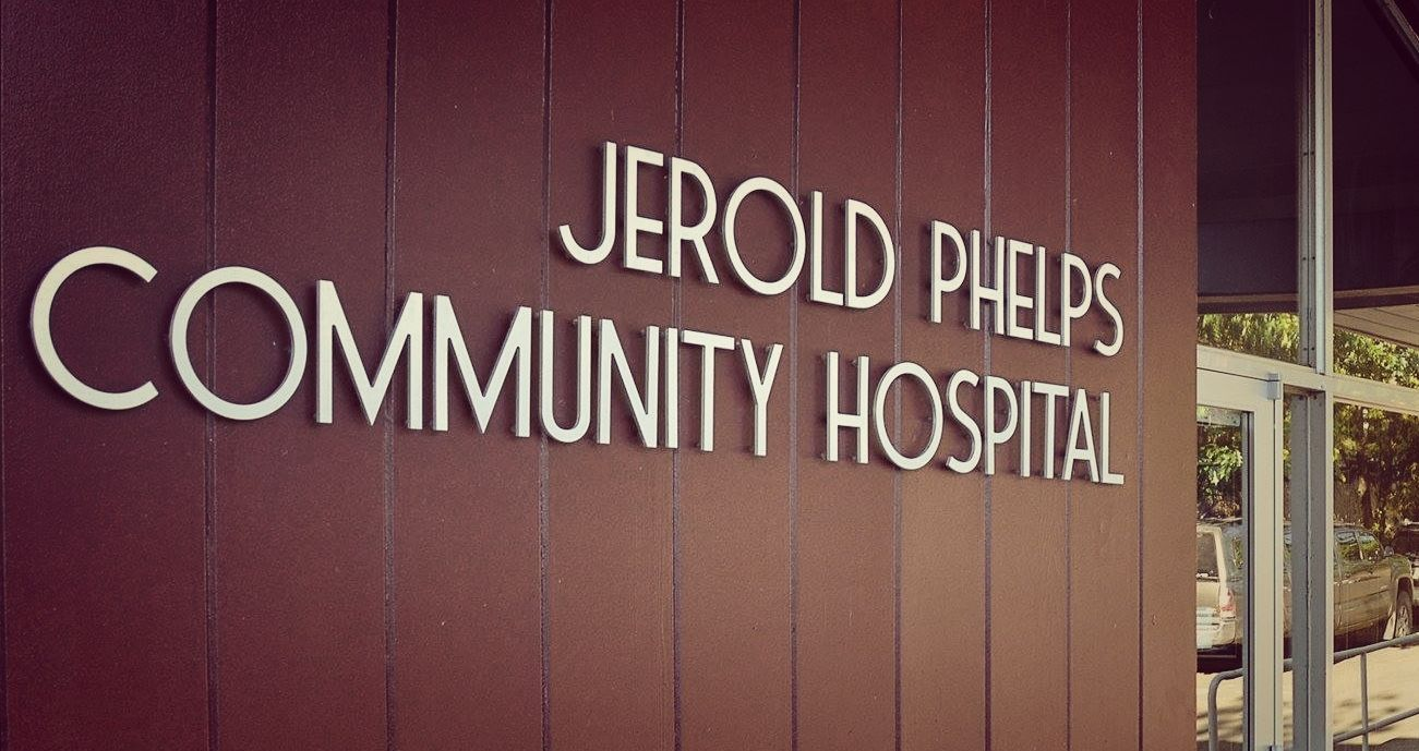 Jerold Phelps Community Hospital