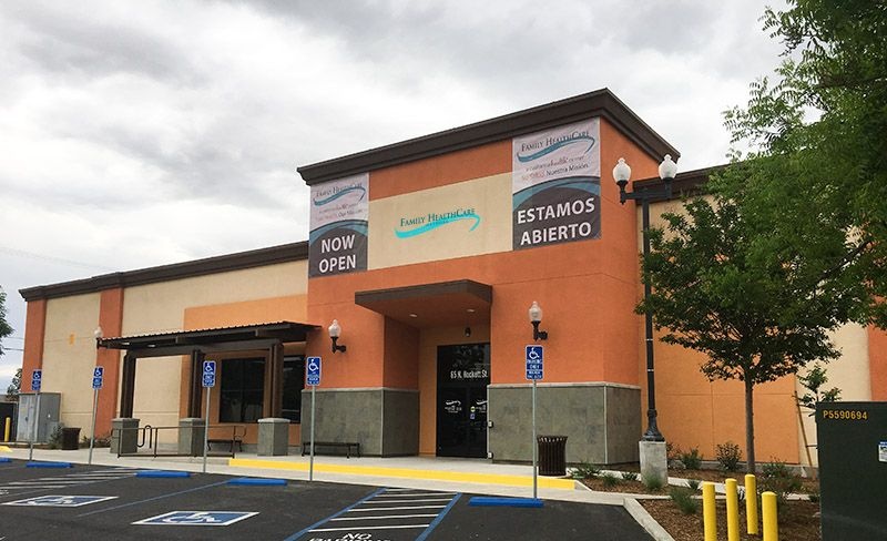 Family HealthCare Network - Porterville Downtown