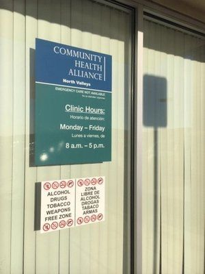North Valleys Health Center - Community Health Alliance