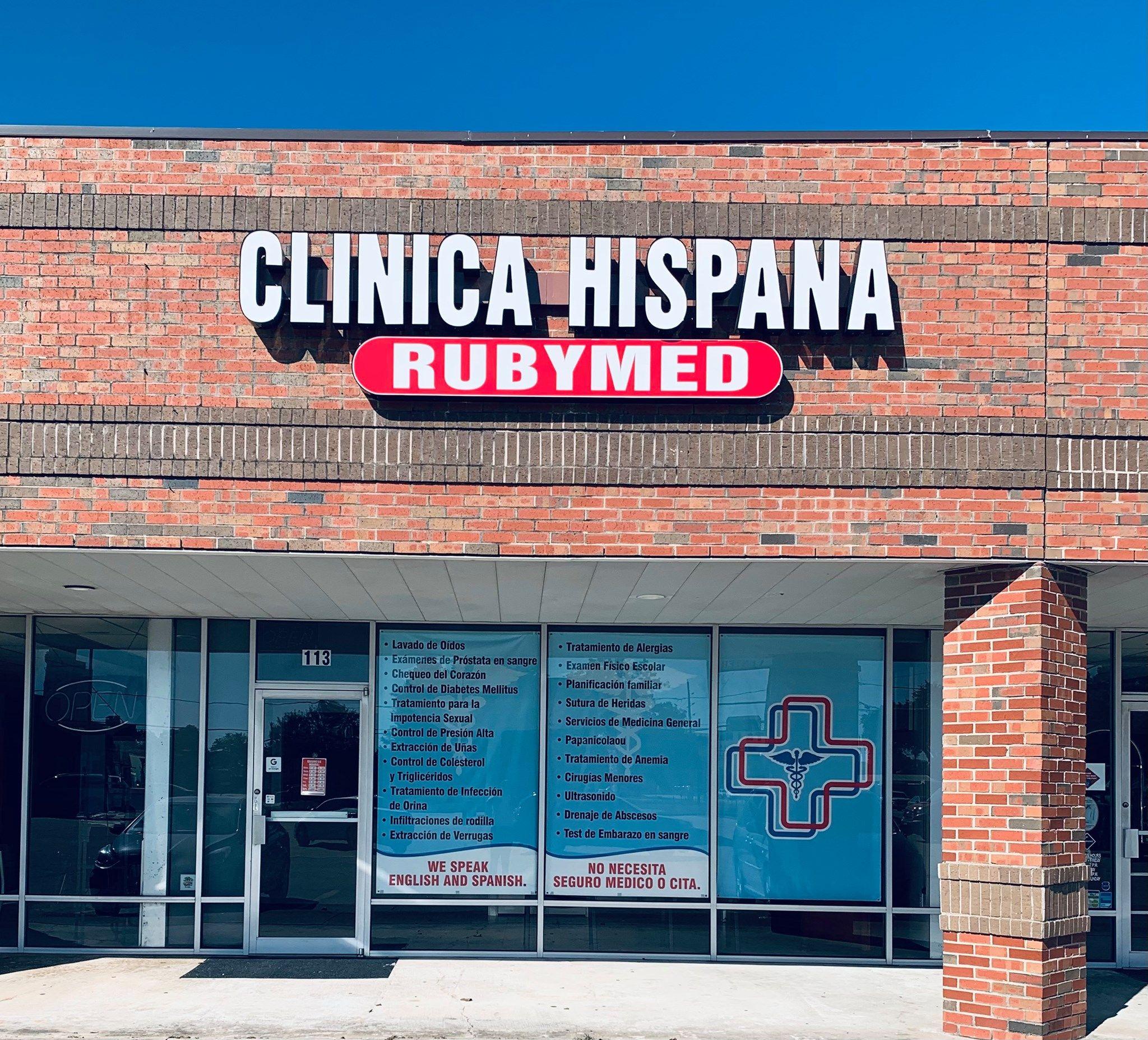 Clínica Hispana Rubymed