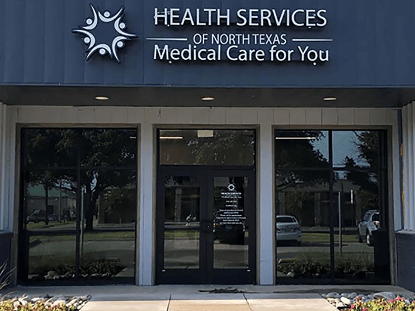HSNT at Serve Denton Center