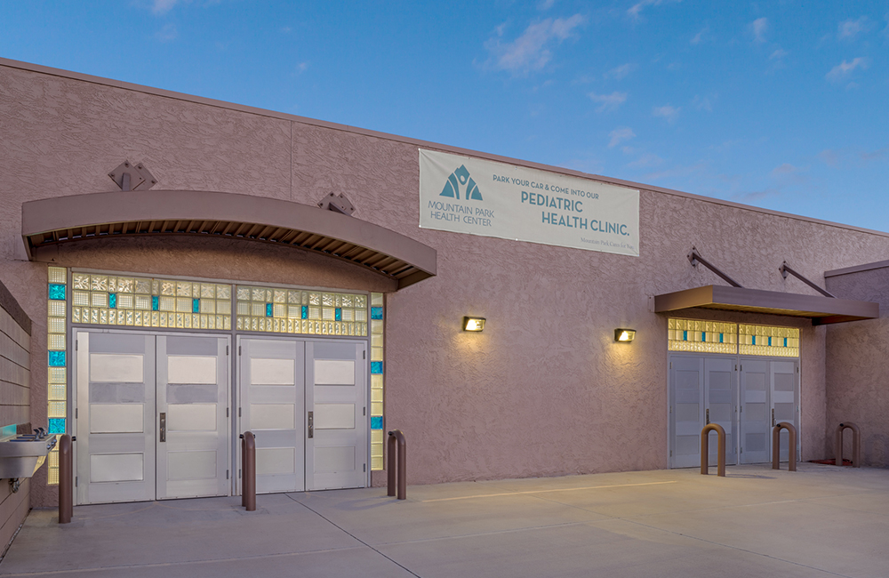Mountain Park Health Center - Atkinson Pediatrics