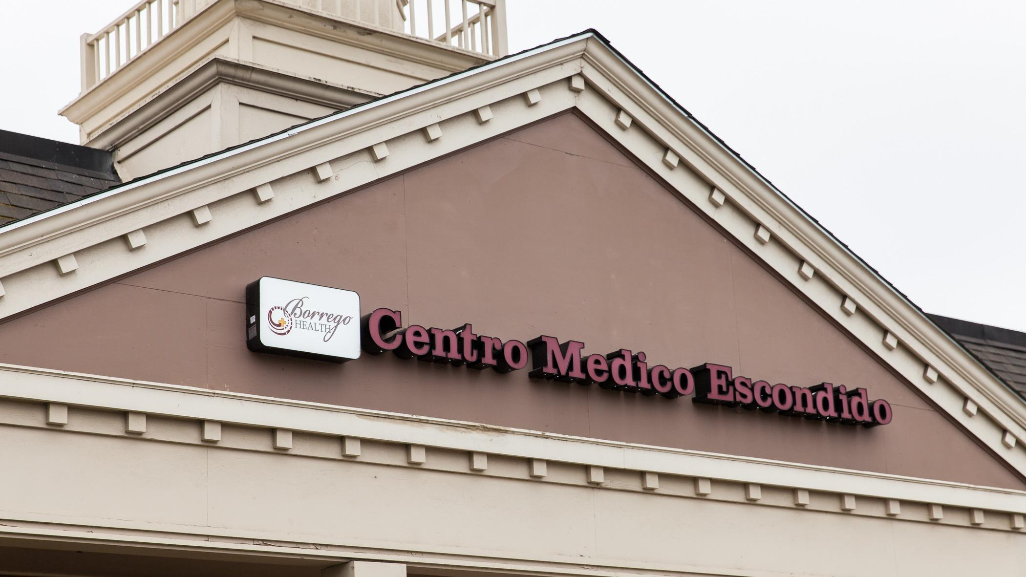 Borrego Health - Centro Medico Escondido
