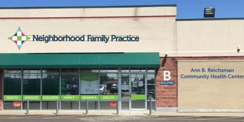 Neighborhood Family Practice - Ann B. Reichsman Community Health Center