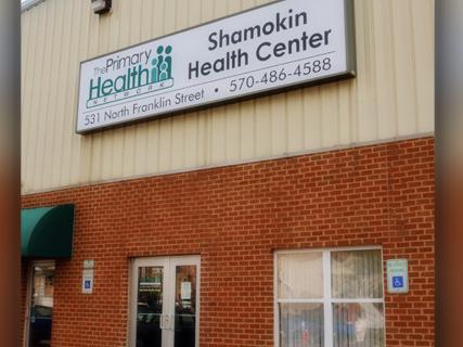 The Primary Health Network-  Shamokin Health Center
