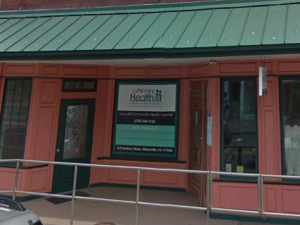 Schuylkill Community Health Center