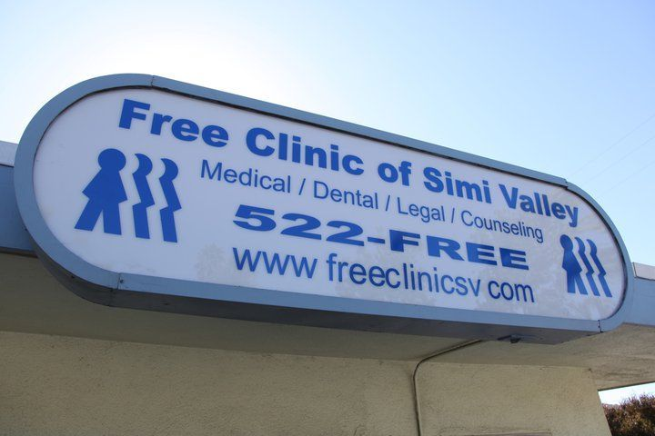 Free Clinic Of Simi Valley