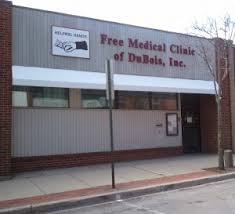 Free Medical Clinic Of Dubois