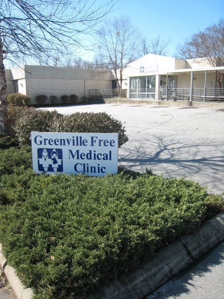 Greenville Free Medical Clinic