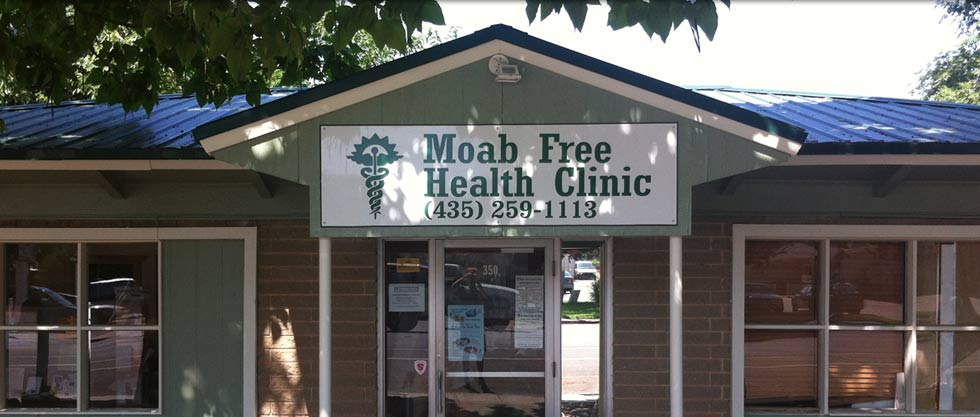 Moab Free Clinic