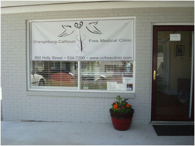Orangeburg Calhoun Free Medical Clinic
