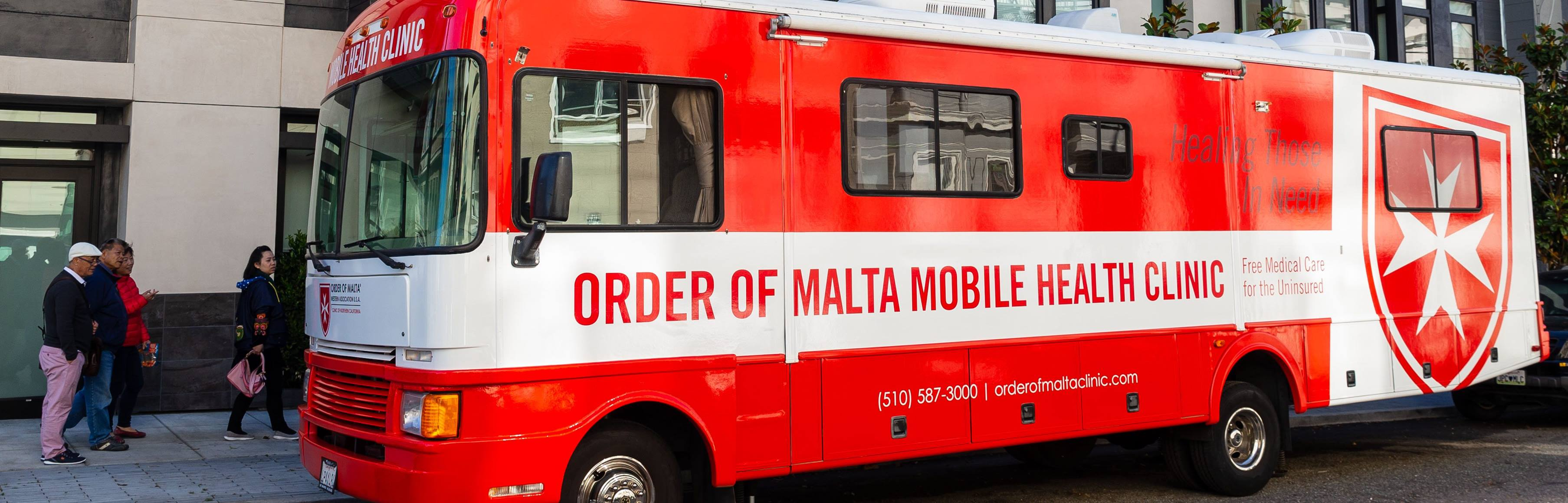 Order Of Malta Oakland Free Clinic