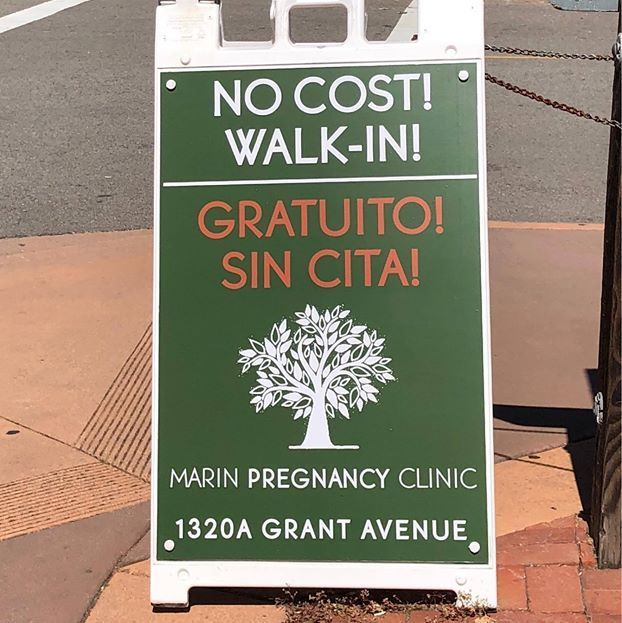 Marin Pregnancy Clinic