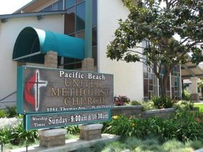 UCSD Student-run Free Clinic at Pacific Beach United Methodist Church
