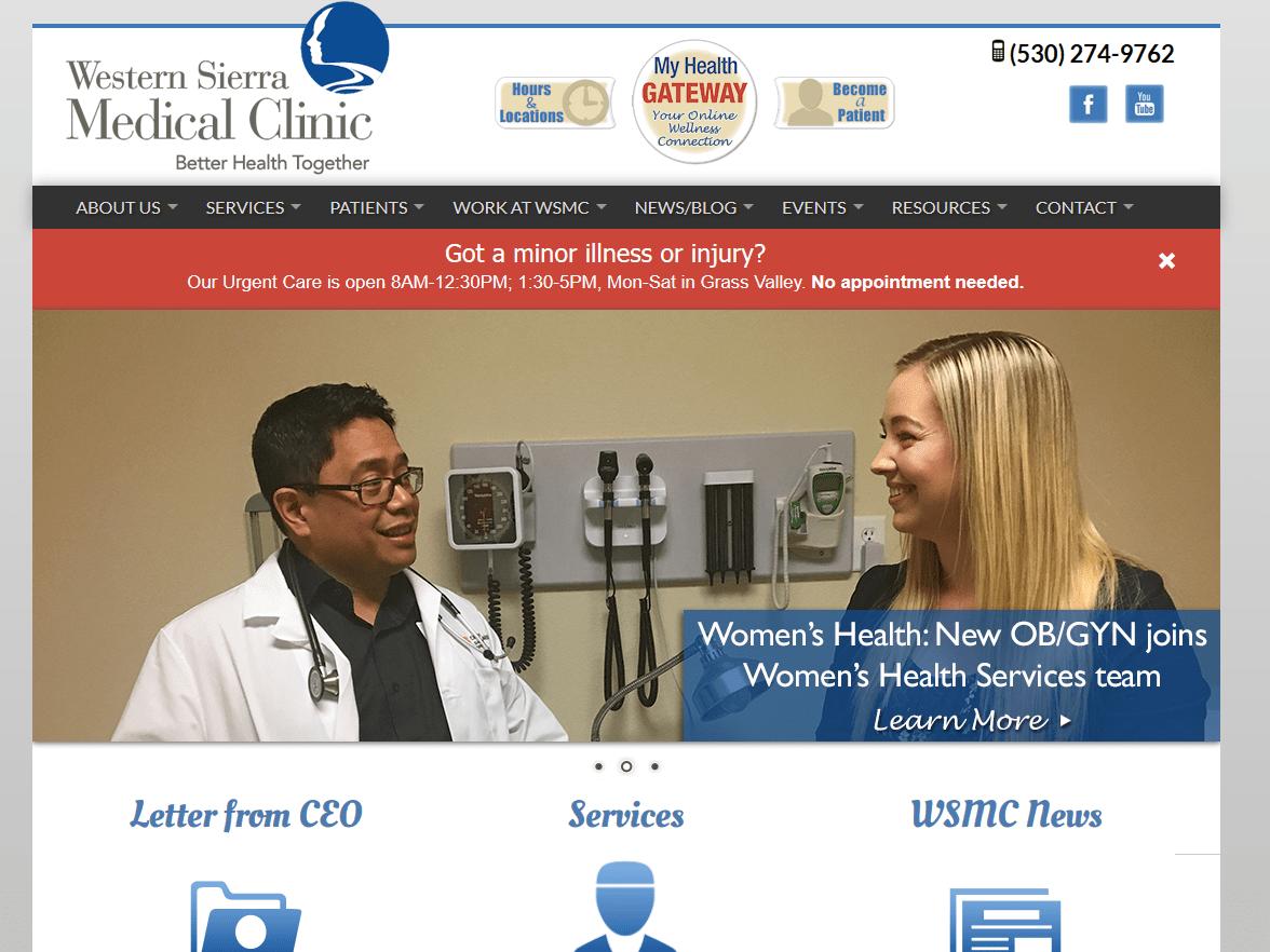 Western Sierra Medical Clinic Kings Beach-Tahoe