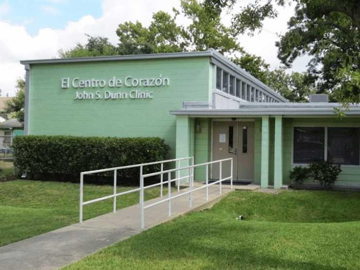 El Centro De Corazon John S. Dunn Health Center