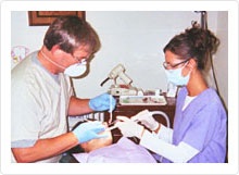 Mobile C A R E Foundation Dental Van Program