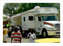 Mobile Dental Van Caremobile